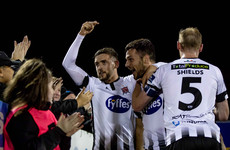 Champions elect! Dundalk on brink of title as Hoban levels Towell's record