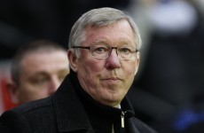 Ferguson hits out at 'ridiculous' Olympics plan