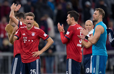 'When you go 1-0 up, you have to win the game', fumes Robben as Bayern drop first points of the season