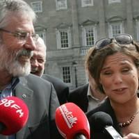 New opinion poll shows dip in Sinn Féin's popularity