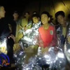 Four adults were secretly rescued during 'Wild Boars' cave operation, divers reveal