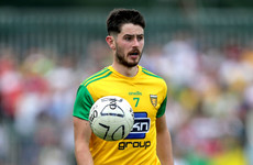 Donegal star ruled out of action for rest of 2018 after suffering concussion in club challenge game