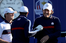 US pairing of Woods and Mickelson 'not too likely' says skipper Furyk