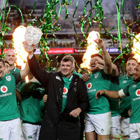 World Rugby 'examining models' for Test tours shake-up