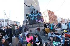 Take Back the City protesters on why they've taken to the streets