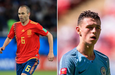 'Iniesta is on a different planet': 18-year-old Man City star rejects comparison to Barcelona icon