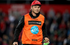 Van Graan takes positive signs from Bleyendaal as Munster move into battle mode