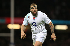 'Now is the time to walk away' - England prop Joe Marler retires from international rugby
