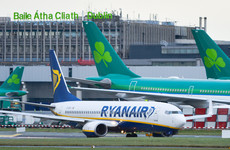 Man arrested at Dublin Airport for chasing plane onto tarmac after missing his flight
