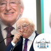 Michael D Higgins reminded us all that he's no stranger to the rough and tumble of politics