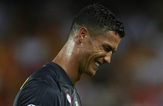Ronaldo free to face United at Old Trafford after receiving only one-match ban