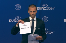 Germany wins bid to host Euro 2024