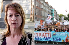 """OPINION: """"We're at the end of the beginning of this campaign"""" TD Clare Daly on March for Choice 2018"""