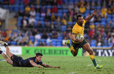 Cheika keeps faith in Beale as Hooper returns to face 'Boks
