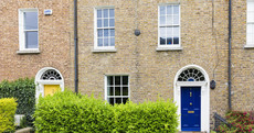 Period townhouse on one of Dublin's most desirable streets for €825k