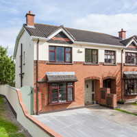 Suburban style and plenty of space in this €395k Castleknock four-bed