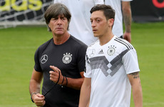 'Still close to my heart': Joachim Low disappointed after Ozil rebuffs attempts at reconciliation