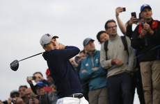 Rose produces perfect chip but Americans seize early edge in Ryder Cup fourballs
