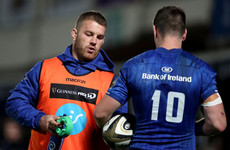 Sean O'Brien back on Leinster bench as Heffernan captains Connacht