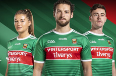 Mayo have released their new jersey for 2019