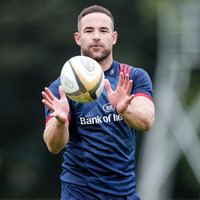 Mathewson to make Munster debut in inter-pro clash against Ulster
