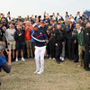Woods sits out afternoon foursomes as Poulter and Garcia called up by Europe