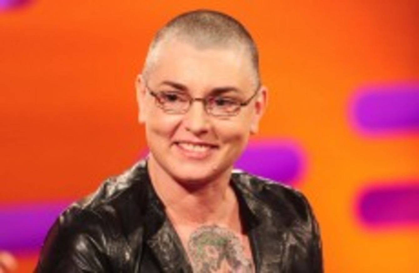 Sinead OConnor Cancels Tour Due To Mental Illness