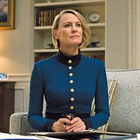 """Claire Underwood is putting an end to """"the reign of the middle-aged white man"""" in new House Of Cards trailer"""