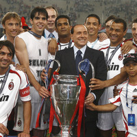 Former Italian PM Berlusconi returns to football after selling AC Milan