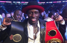 Guardiola warns Mendy as French defender arrives late after attending Joshua title fight