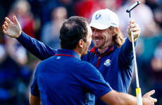 Woods, Reed set for Ryder Cup rematch with in-form Fleetwood and Molinari