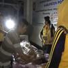 Tsunami hits Indonesia after powerful earthquake