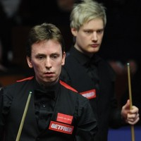 Early exit: Ken Doherty crashes out at Crucible following Robertson defeat