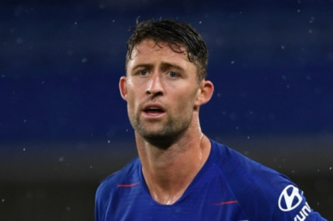 Cahill has found himself down the Chelsea pecking order.