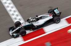 Practice makes perfect! Lewis Hamilton clocks new track record in Russia