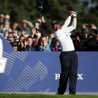 Molinari faces Woods again in foursome matches as afternoon session gets underway