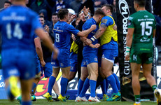 Leinster flex their muscles in enthralling battle with Connacht