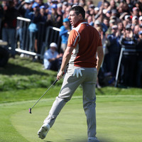 Bring on Sunday! Team Europe lead US 10-6 going into final day of Ryder Cup