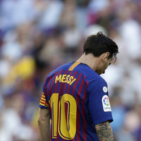Messi and Munir combine in the 84th minute to prevent another Barcelona defeat