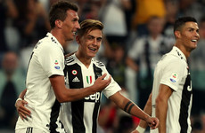 Juve deal Serie A title rivals Napoli an early blow in Turin