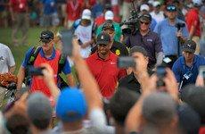 The euphoria of a Tiger Woods win and the best of this week's sportswriting