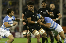 Much-changed All Blacks bounce back to retain Rugby Championship crown