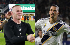 Rooney and Zlatan score a brace each to keep play-off hopes on track
