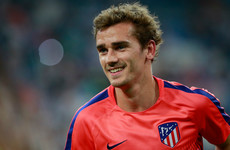 'He's my little friend': Griezmann plays down spat with Real Madrid ace Ramos