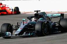 Hamilton benefits from team orders to win Russian Grand Prix