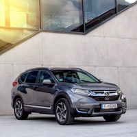 The new Honda CR-V has launched in Ireland