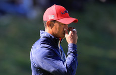 'I'm one of the reasons we lost Ryder Cup', says despondent Tiger Woods