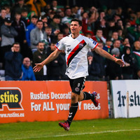 Controversial 87th-minute penalty sees FAI Cup champions Cork snatch late draw in Dalymount