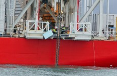 EirGrid laying underwater cable for Ireland-to-Wales interconnector