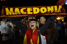 Macedonians have voted to change the name of their country